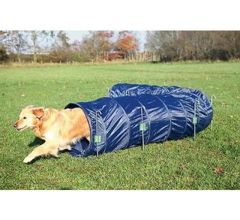 TRIXIE TUNNEL DOG AGILITY 3211 ADDESTRAMENTO CANE