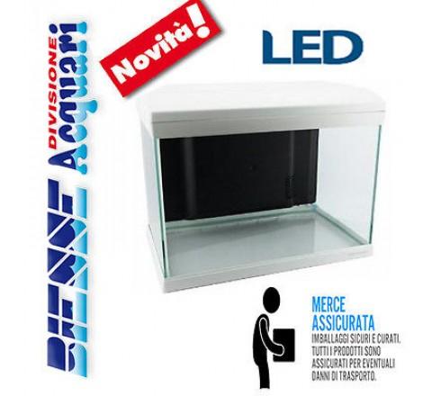 ACQUARIO NEWA MIRABELLO MIR30 230V 50Hz EUR BIANCO LUCE LED