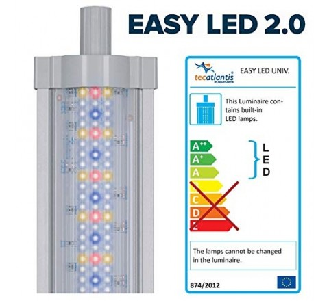 EASY LED UNIVERSAL 2.0 FRESHWATER 1200 mm 62W