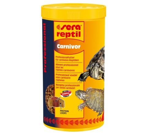 Sera, Reptil Professional Carnivor, Cibo Per Rettili Carnivori, 1000 Ml