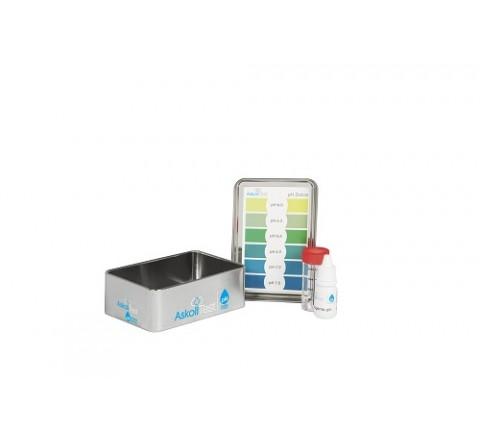 ASKOLL TEST KIT pH MISURAZIONE pH IN ACQUARI DI ACQUA DOLCE