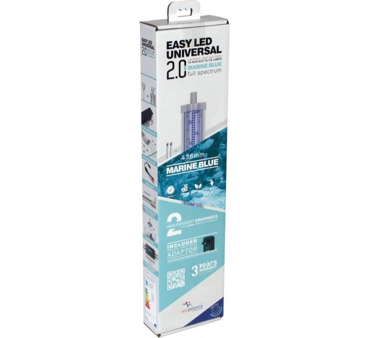 EASY LED UNIVERSAL 2.0 MARINE BLUE 1200 mm 62W