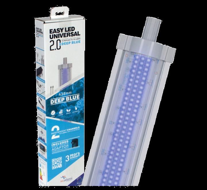 EASY LED UNIVERSAL 2.0 DEEP BLUE 72W 1450 mm