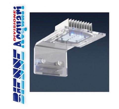 NUOVA PLAFONIERA LAMPADA LED 13 W GNC MINU AM 140 PER ACQUARI DI ACQUA DOLCE