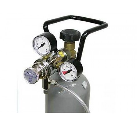 RIDUTTORE DI PRESSIONE TUNZE MODELLO 7077/3 PER BOMBOLE CO2 ACQUARI
