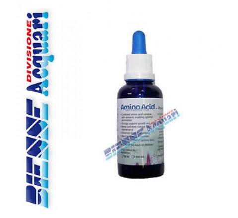AMINO ACID CONCENTRATE KORALLEN ZUCHT COMBINAZIONE AMINOACIDI  ACQUARI CF 10 ML
