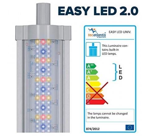 EASY LED UNIVERSAL 2.0 FRESHWATER 72W 1450 mm