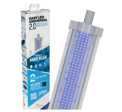 EASY LED UNIVERSAL 2.0 DEEP BLUE 72W 1450 mm