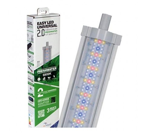 EASY LED UNIVERSAL 2.0 FRESHWATER 28 W 590 mm