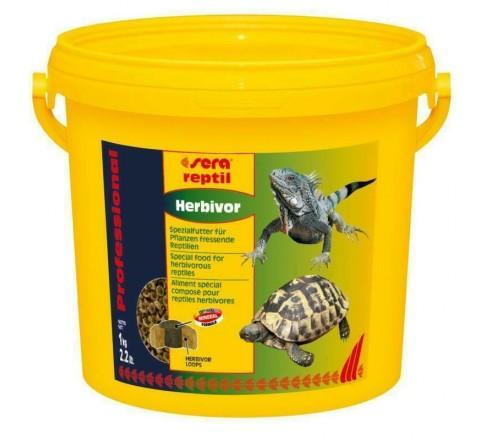 HERBIVOR SERA MANGIME PER RETTILI 3.8 L 3800 ml TARTARUGHE