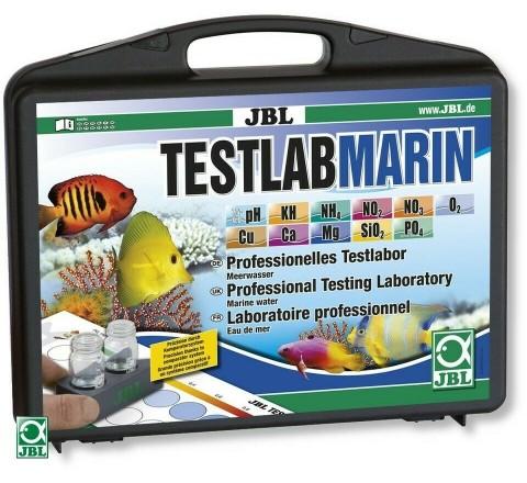 JBL TESTLAB MARIN VALIGETTA COMPLETA TEST PER ACQUARIO MARINO