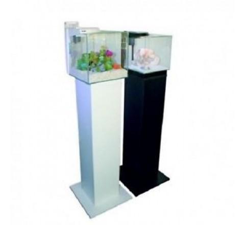 Stand per acquario Newa NMO50 NMO50R mobile per acquario - Nero